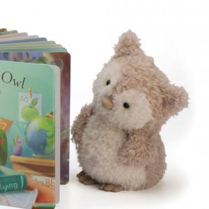Jellycat - LO4T - Little Owl - 18 cm (337286)