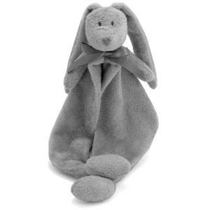 Dimpel - 860561 - Neela doudou lapin - gris-clair (337440)