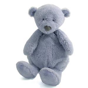 Dimpel - 882921 - Noann doudou ours 25 cm - bleu (337450)