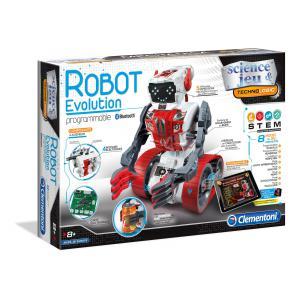 Clementoni - 52261 - Robot Evolution  (337728)