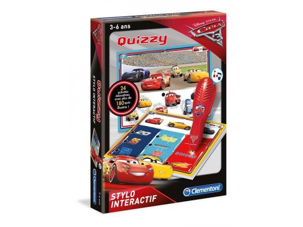 Quizzy cars 3