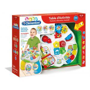 Clementoni - 52274 - Table d'activités Baby Clementoni (337898)