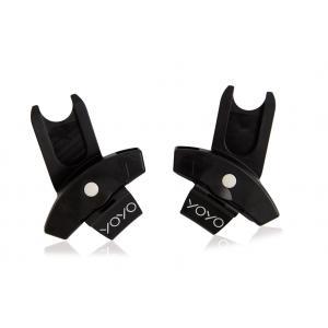 Babyzen - BZ10205-02 - Adaptateurs Siège auto pour poussette YOYO² et YOYO+ (338030)