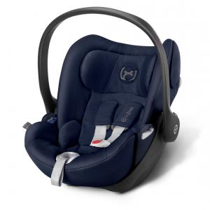 Cybex - 517000035 - Siège auto CLOUD Q marine-Midnight blue (338078)
