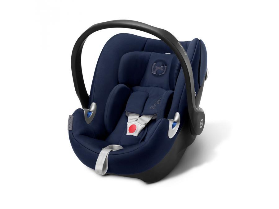 cybex si ge auto aton q i size marine midnight blue. Black Bedroom Furniture Sets. Home Design Ideas