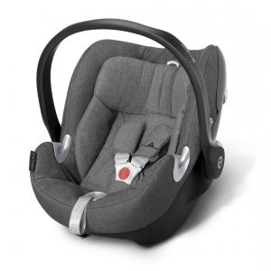 Cybex - 517000021 - ATON Q PLUS Manhattan Grey | mid grey (338092)