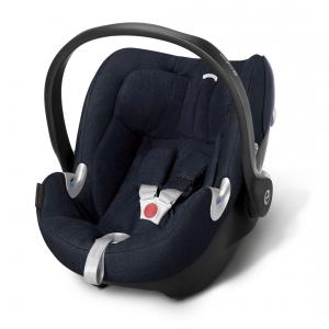 Cybex - 517000019 - Siège auto ATON Q Plus marine-Midnight blue (338094)