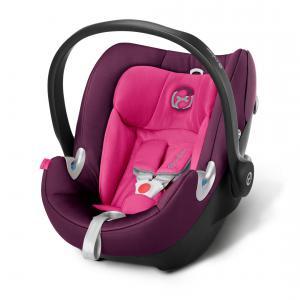 Cybex - 517000011 - Siège auto ATON Q rose et violet | Mystic Pink (338102)