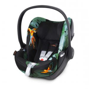 Cybex - 517000969 - Siège auto CLOUD Q Birds of Paradise (338140)