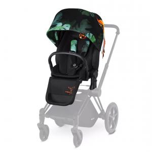 Cybex - 517000971 - Siège de luxe PRIAM Birds of Paradise | multicolor (338148)