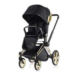 Cybex - 516211061 - Poussette Priam siège de luxe noir-Wings by Jeremy Scott (338160)