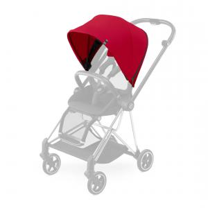 Cybex - 517001385 - Capote et têtière MIOS Infra Red | red (338250)