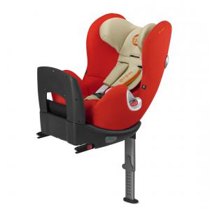 Cybex - 517000065 - SIRONA Autumn Gold | burnt red (338334)