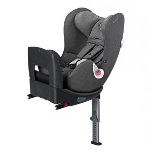Cybex - 517000077 - SIRONA PLUS Manhattan Grey | mid grey (338346)