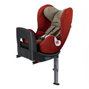 Cybex - 517000079 - SIRONA PLUS Autumn Gold | burnt red (338348)