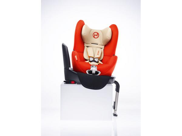 cybex si ge auto sirona plus orange autumn gold. Black Bedroom Furniture Sets. Home Design Ideas
