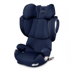 Cybex - 517000087 - Siège auto SOLUTION Q3-FIX marine-Midnight blue (338360)