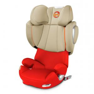 Cybex - 517000091 - Siège auto SOLUTION Q3-FIX orange-Autumn gold (338364)