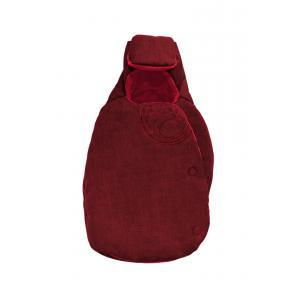 Cybex - 515401015 - Chancelière pour ATON Q / CLOUD Q Red | red (338382)