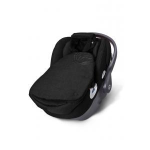 Cybex - 515401017 - Chancelière noir pour sièges auto ATON, ATON Q ou CLOUD Q (338386)