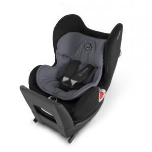 Cybex - 515402005 - Réducteur nouveau-né gris pour siège auto SIRONA (338396)