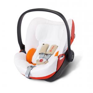 Cybex - 515409005 - Housse d'été blanc pour siège auto CLOUD Q (338400)
