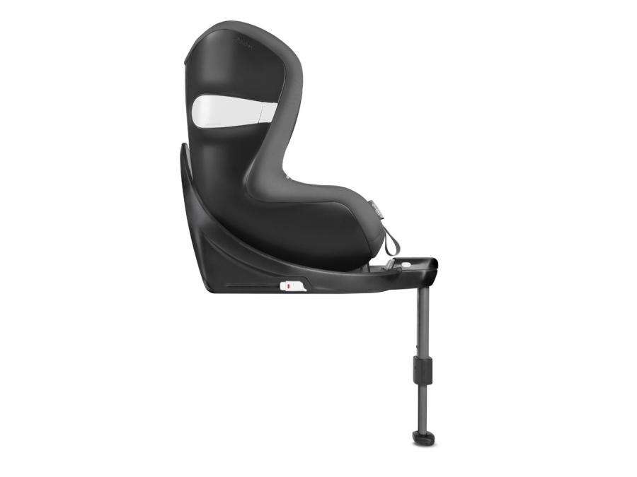cybex sirona m2 i size avec base m stardust black black. Black Bedroom Furniture Sets. Home Design Ideas