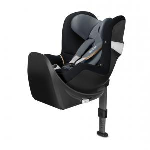 Cybex - 517000947 - SIRONA M2 I-SIZE avec Base M Graphite Black | dark grey (338580)