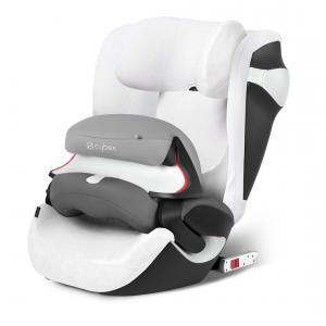 Cybex - 517000749 - Housse d'été blanc pour siège auto JUNO M-fix (338678)