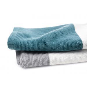 Bugaboo - 80152PB01 - Bugaboo couverture légère en cotton BLEU PÉTROLE multi (80x100cm) (338992)