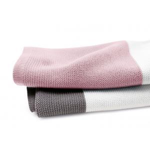 Bugaboo - 80152SP01 - Bugaboo couverture légère en cotton ROSE PÂLE multi (80x100cm) (338994)