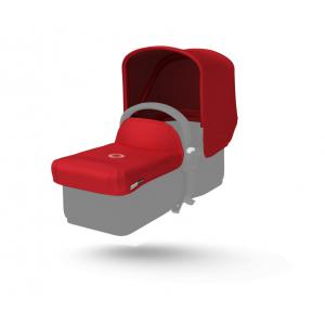 Bugaboo - 180111RD02 - Bugaboo Donkey habillage complémentaire ext. ROUGE (339068)