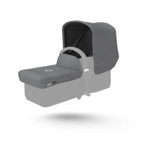 Bugaboo - 180111GM01 - Bugaboo Donkey habillage complémentaire ext. GRIS CHINÉ (339078)