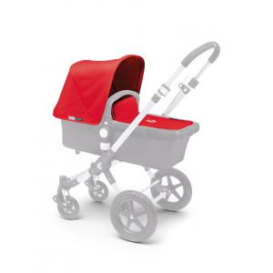 Bugaboo - 230111RD02 - Bugaboo Cameleon³ habillage  complémentaire ext. ROUGE (339156)