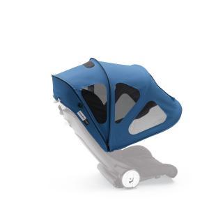 Bugaboo - 80620SB01 - Bugaboo Bee5 capote à fenêtres Bleu Azur (339386)