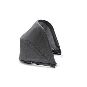 Bugaboo - 500227GM01 - Bugaboo Bee5 capote extensible Gris chiné (339416)