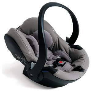 Babyzen - BU042 - Poussette Yoyo+ complète cadre  noir habillages 0+ et 6+ rose et siège auto iZi Go Modular gris (339500)