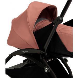Babyzen - BU032 - Poussette Yoyo+ complète cadre  noir habillages 0+ et 6+ ginger (339520)