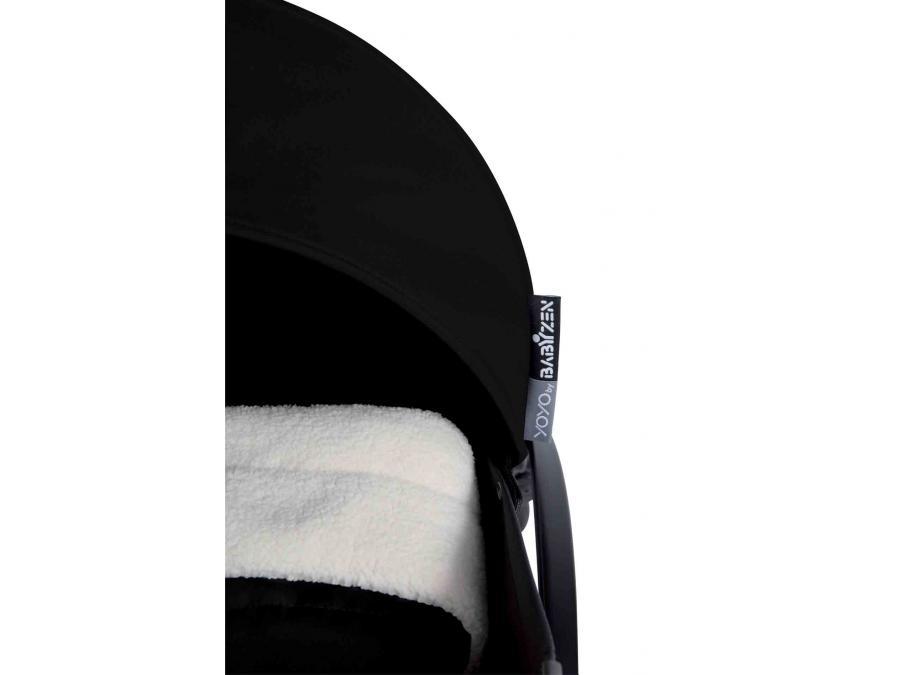 nouvelle poussette babyzen yoyo plus compl te cadre blanc. Black Bedroom Furniture Sets. Home Design Ideas