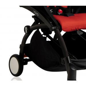 Babyzen - BU012 - Poussette Yoyo+ cadre noir pack couleur 6+ rouge (339562)
