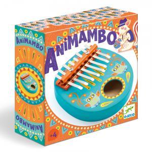 Djeco - DJ06019 - Animambo -  Kalimba * (340326)