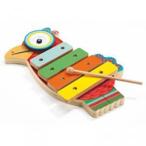 Djeco - DJ06018 - Animambo -  Cymbale et xylophone* (340328)