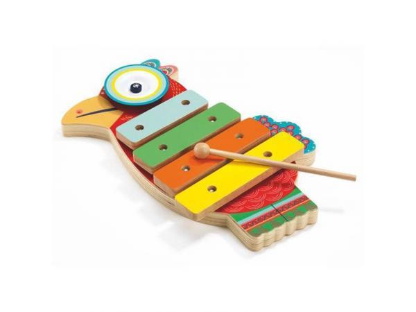 Animambo cymbale et xylophone