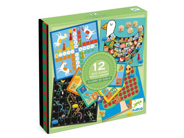 Jeu classique - classic box 4+*