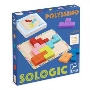 Djeco - DJ08451 - Jeu Polyssimo (340530)