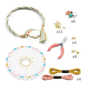 Djeco - DJ09818 - Perles et bijoux - Céleste (340624)