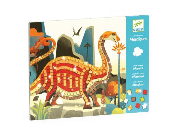 Mosaïques - dinosaures