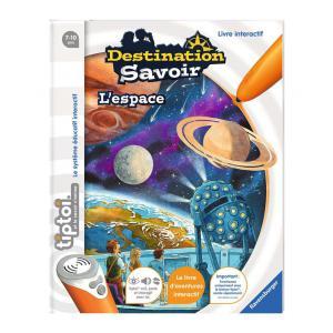 Ravensburger - 00679 - Jeux éducatifs Tiptoi - Destination Savoir - L'Espace (341242)