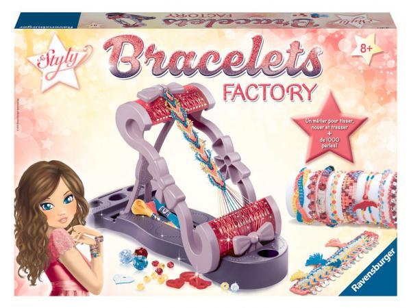 Jeux créatifs - bracelets factory