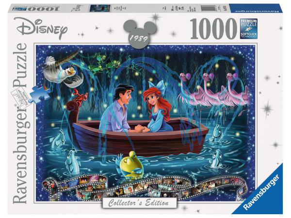 Puzzle 1000 pièces - la petite sirène